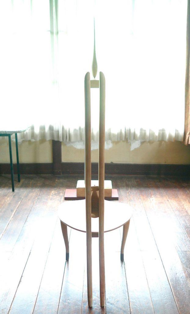 HELIX 瞑想椅子
